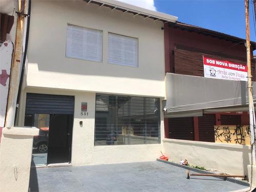 Imagem 1 de 30 de Casa Comercial Chácara Santo Antônio! - Reo512353