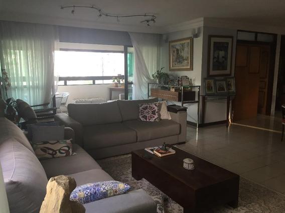Apartamento Em Madalena, Recife/pe De 165m² 4 Quartos À Venda Por R$ 950.000,00 - Ap140922