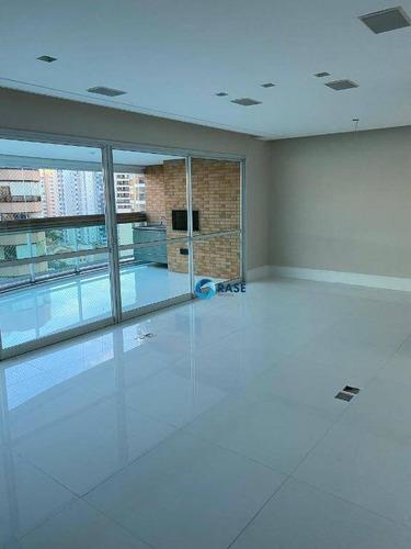 Belíssimo Apartamento Com 3 Dormitórios À Venda, 157 M² - Sumaré - São Paulo/sp - Ap11148