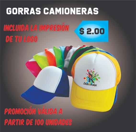 Gorras Personalizadas Y Sublimadas Full Color