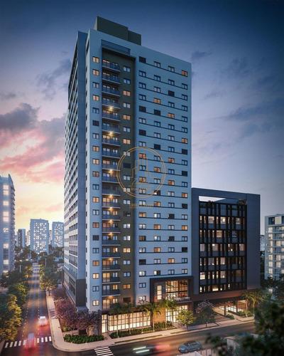 Apartamento  Com 2 Dormitório(s) Localizado(a) No Bairro Vila Olímpia Em São Paulo / São Paulo  - 15912:922854