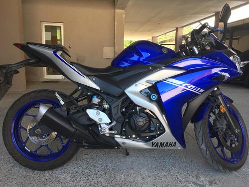 Yamaha Yzf R3 Yamaha