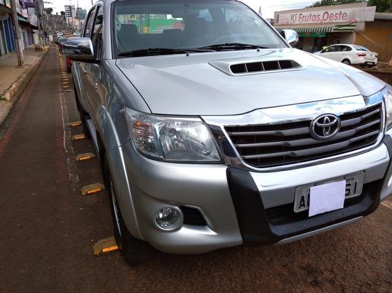 Toyota Hilux 3.0 Srv Cab. Dupla 4x4 Aut. 4p 2013