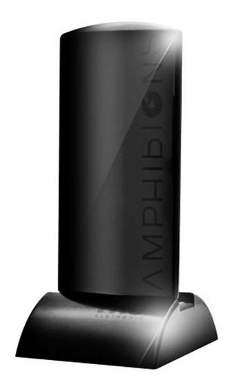 Antena Interna Hd Digital Proeletronic Amphibions 20db Full