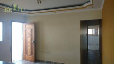Ótima Casa Para Locação Em Franco Da Rocha - Ca0362