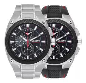 Relógio Masculino Orient Titanium Edição Limitada Speedtech