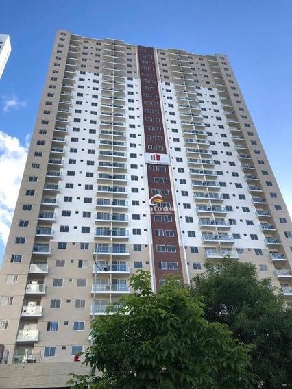 Apartamento Com 2 Dormitórios À Venda, 58 M² Por R$ 334.000 - Bessa - João Pessoa/pb - Ap2494