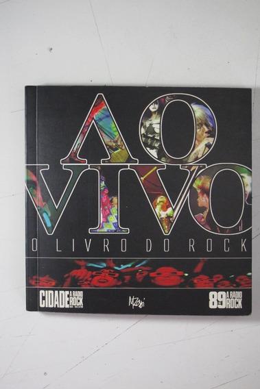 Livro Ao Vivo O Livro Do Rock