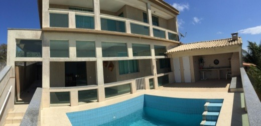 Venda Casa Em Condomínio Cabo Frio Brasil - Ci1232