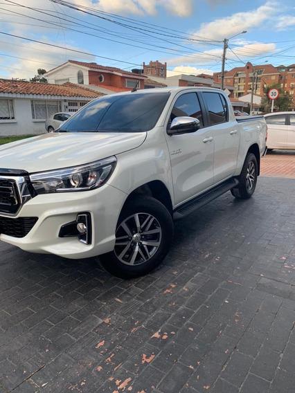 Toyota 2019 Hilux 2.8 Automatica