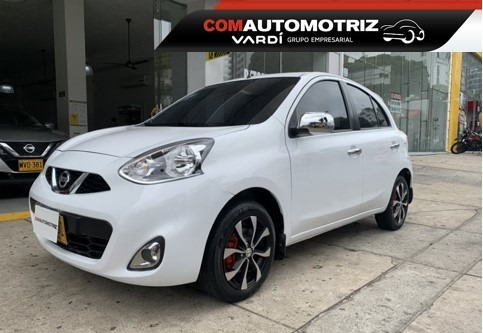 Nissan March Sense Connect Id 39518 Modelo 2019