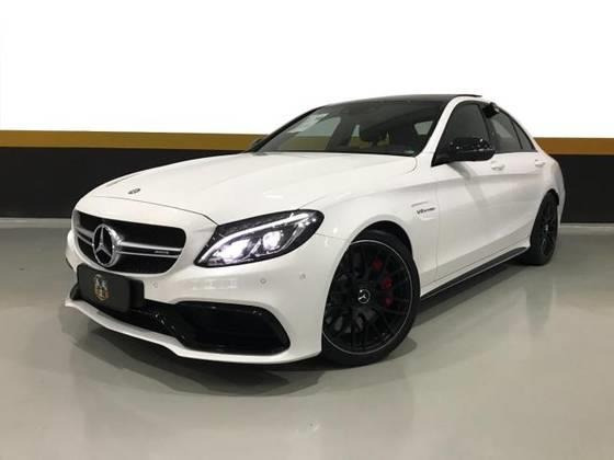 Mercedes-benz C 63 Amg 4.0 V8 Turbo S Sedan