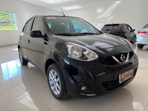 Nissan March 2019 1.6 16v Sv Aut. 5p