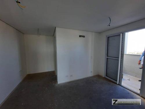 Apartamento Duplex Novo Com 3 Dormitórios À Venda, 125 M² Por R$ 860.000 - Gopoúva - Guarulhos/sp - Ad0008