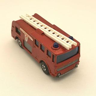 Matchbox, N* 35, Merryweather Fire Engine, Bomberos