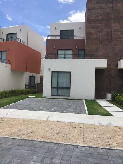 Casa Nueva En Renta, Residencial Villas Del Campo