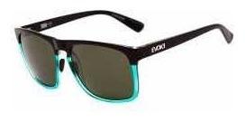 Óculos De Sol Evoke Evk 18 - A05 Black Green Crystal Shine