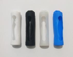 Case De Silicone Para Baterias 20700 4 Unds