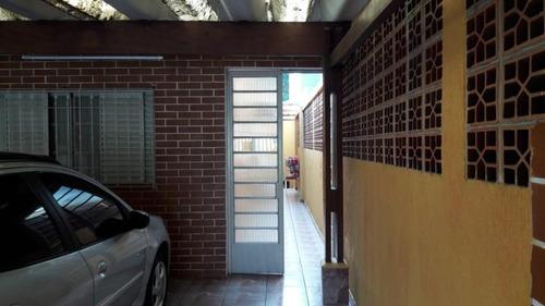 Imagem 1 de 23 de Casa À Venda, 112 M² Por R$ 550.000,00 - Vila Clarice - São Paulo/sp - Ca1458