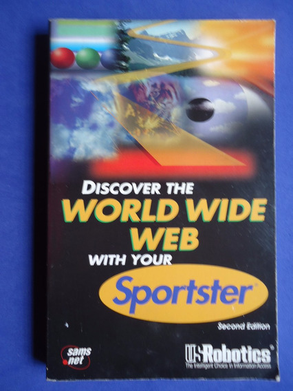 Livro - Discover The World Wide Web With Your Sportster