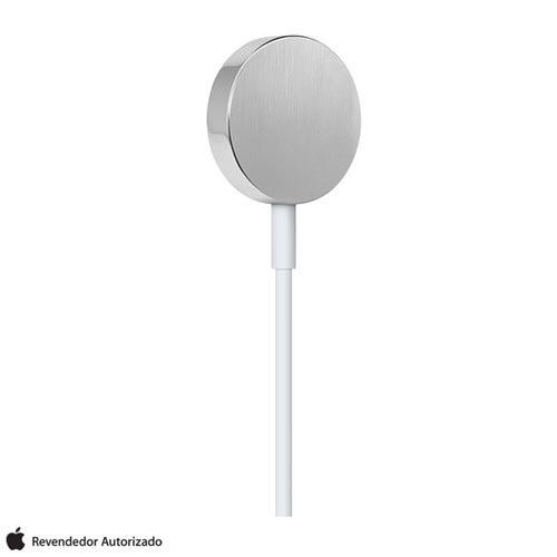 Carregador Magnético Para Apple Watch Prata Apple Mu9g2be/a