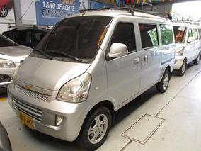 Chevrolet N300 Van Pasajeros Mt 1200