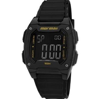 Relógio Mormaii Masculino Mo11516b/8y 0 Magnifique