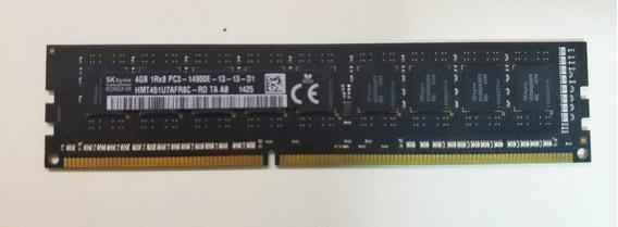 Memória Hynix 4gb Ddr3-1866 1rx8 Ecc Para Mac Hp Dell