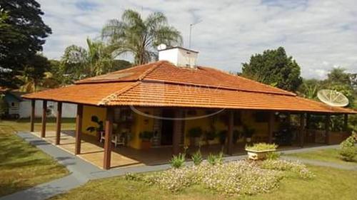 Ótima Chácara Para Venda No Recreio Internacional, 3 Dormitorios 1 Suite, Varanda Gourmet, Piscina Em 5000 M2 De Area Total - Ch00053 - 69021950