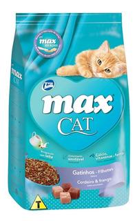 Alimento Para Gato -total Max Cat Cachorros 1 Kg