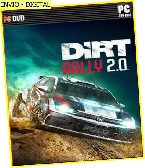 Dirt Rally 2.0 2019 Pc Game