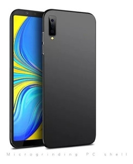 Capinha Ultra Fina Para Celular Galaxy A7 A750 2018