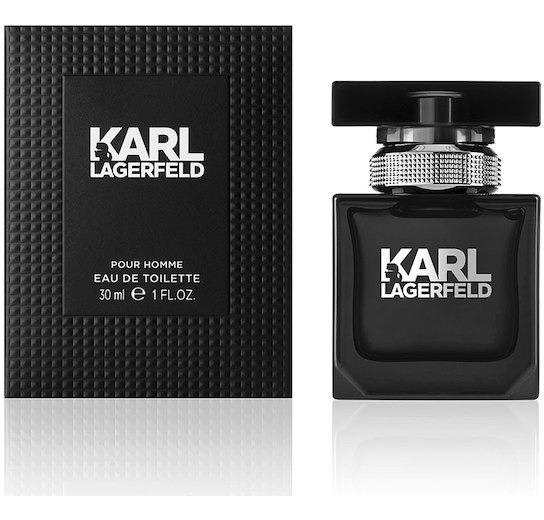 Perfume Karl Lagerfeld Pour Homme 30 Ml - Selo Adipec