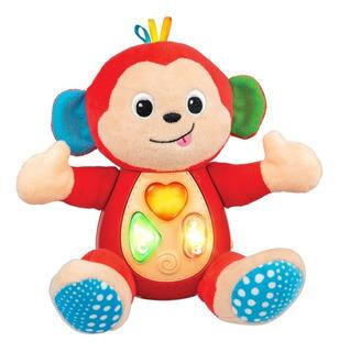 Monito Soft Canta Y Aprende Win Fun