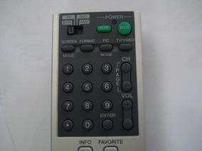 Controle Remoto Sony - Modelo Rm-y823