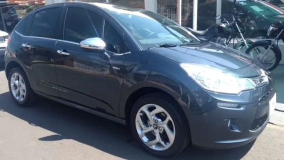 Citroen C3 1.6 Exclusive 16v Flex 4p Automatico 2013/2014