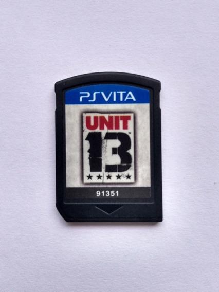 Unit 13 - Ps Vita