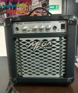 Amplificador Mega Gl-15- 120 V 15w 60 Hz