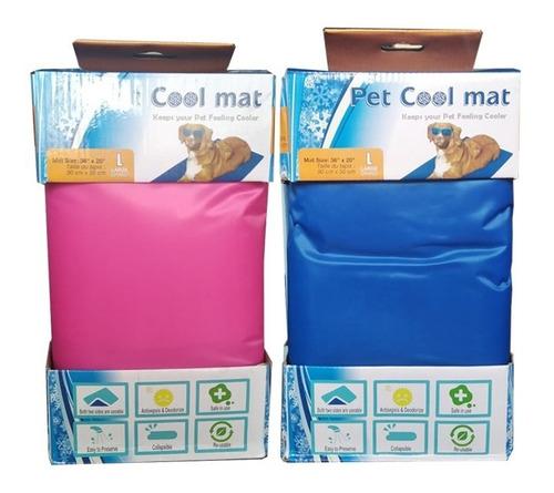 Colchoneta Refrescante Mascota Pet Cool Mat Talla L 90 X 50