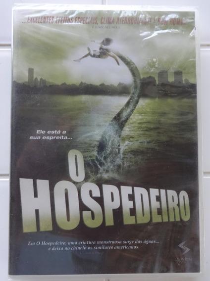 Dvd: O Hospedeiro ( The Host ) - Bong Joon-ho - Lacrado