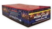 Fuegos Artificiales - Torta Mega Show 300 Tiros Profesional