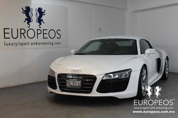 Audi R8 2015 5.2l Coupe V10 Man Mt