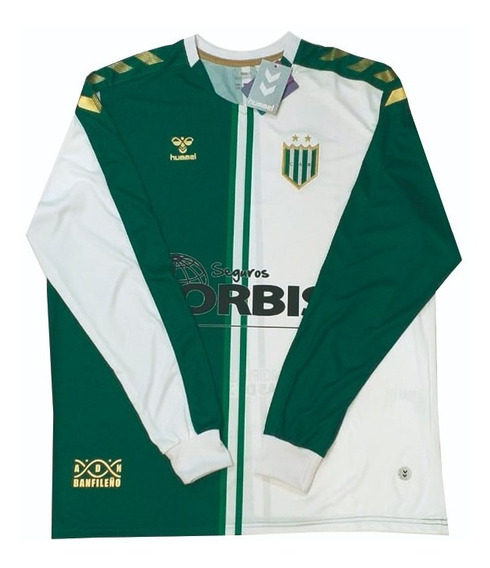 Envio Gratis .- Camiseta Banfield Alternativa Hummel 2019