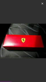 Caneta Ferrari Nova Original Completa