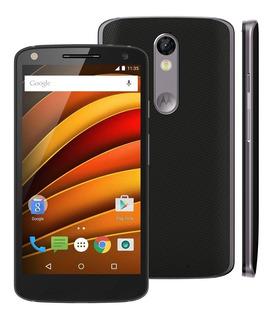 Motorola Moto X Force Xt1580 64gb, 21mp Preto Leia O Anúncio