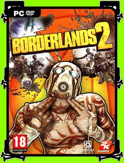 Borderlands 2 Pc - Steam Key (envio Rápido)