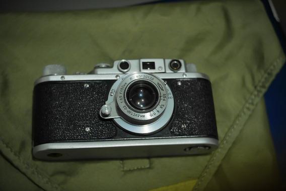 Camera Zorki + 50mm 3.5 - Ñ Leica Ñ Nikon Ñ Canon Ñ Sony