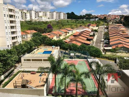 Apartamento Com 3 Dormitórios À Venda, 72 M² Por R$ 380.000,00 - Jardins De Bragança - Bragança Paulista/sp - Ap0701