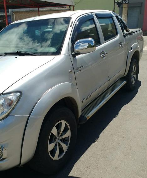 Hailux 2.5 4x4 Diesel 2010