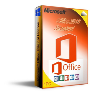 License Office Standard 2013, 1 Pc